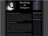 Speaking-in-Tongues.net