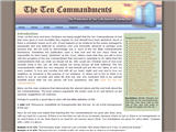 The-Ten Commandments.org