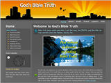Gods Bible Truth.com