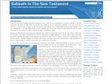 New Testament Sabbath.org