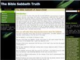 Sabbath-Truth.org