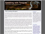 Speaking-in-Tongues.org